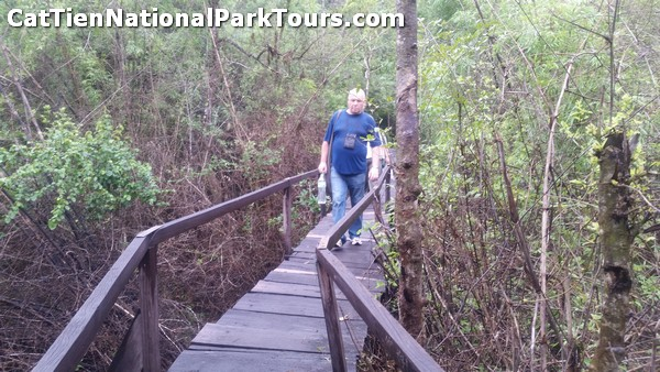 3 days Cat Tien National Park Tour Saigon