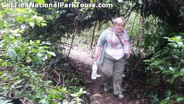 2 day Small Group Cat Tien National Park Tour